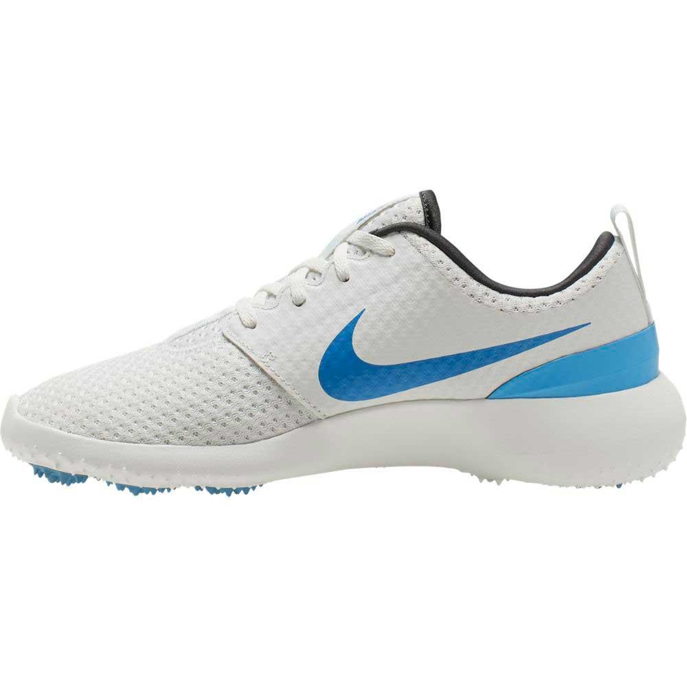 2020 Roshe G White/Blue Golf Shoe