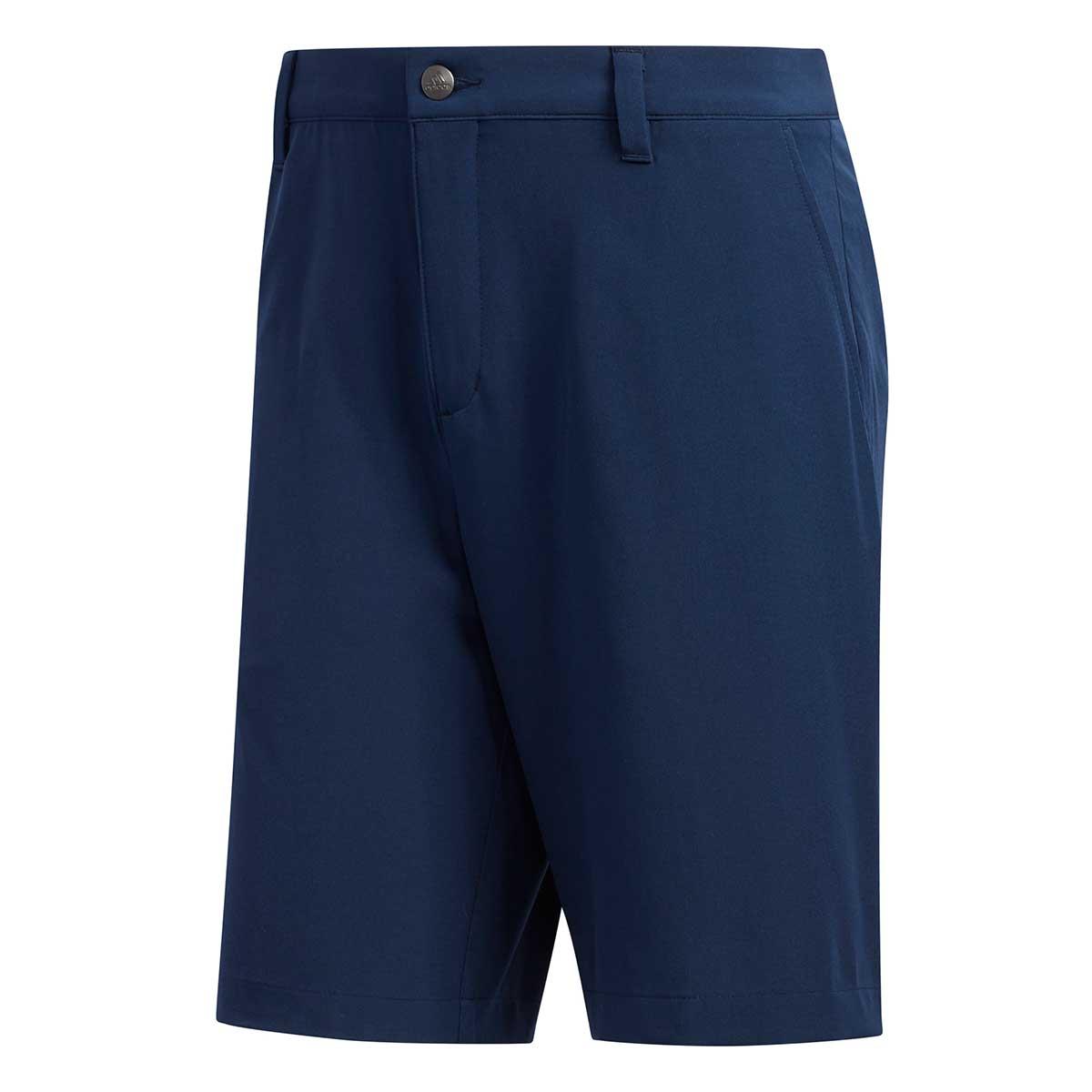 "Adidas Men's Ultimate365 9"" Navy Shorts"