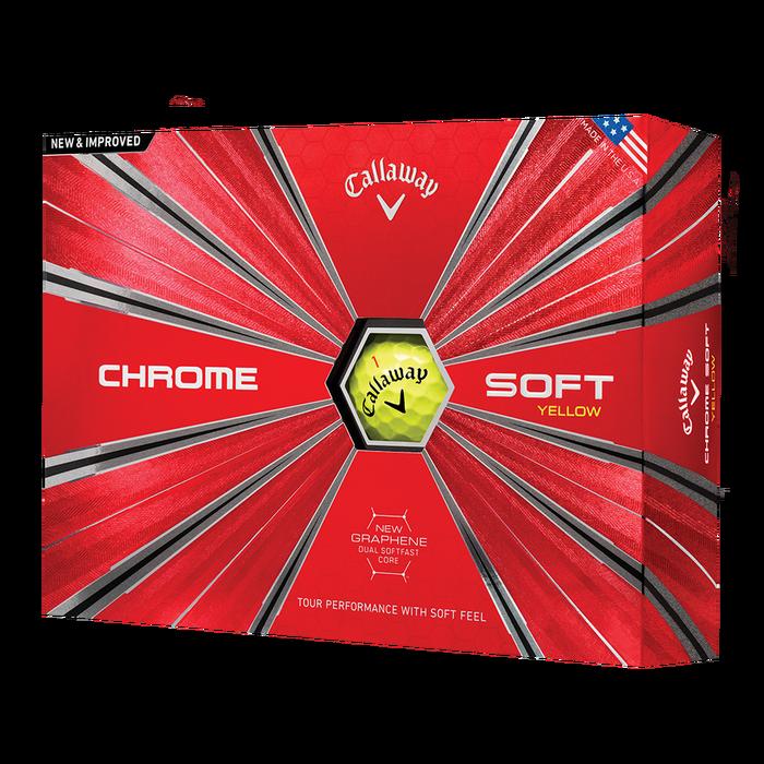 Callaway 2018 Chrome Soft Golf Ball