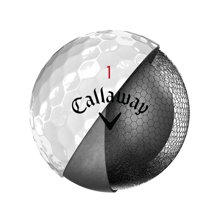 Callaway 2018 Chrome Soft X Golf Ball