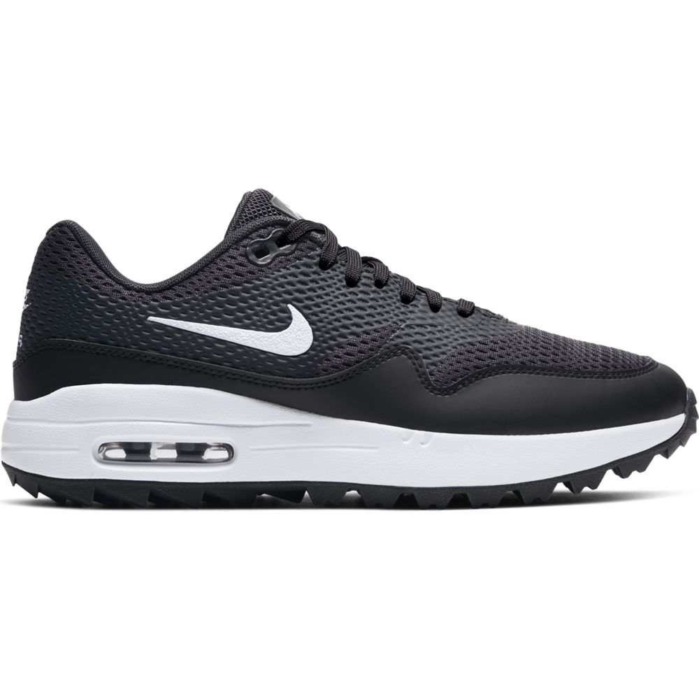 Nike Women's 2020 Air Max 1 G Black Golf Shoe