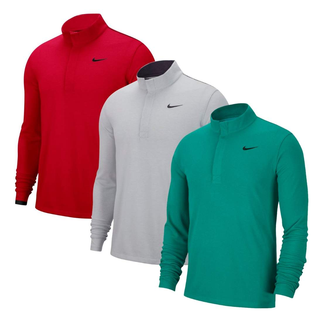 Nike Men's 2020 Dri-Fit Victory 1/2 Zip Pullover