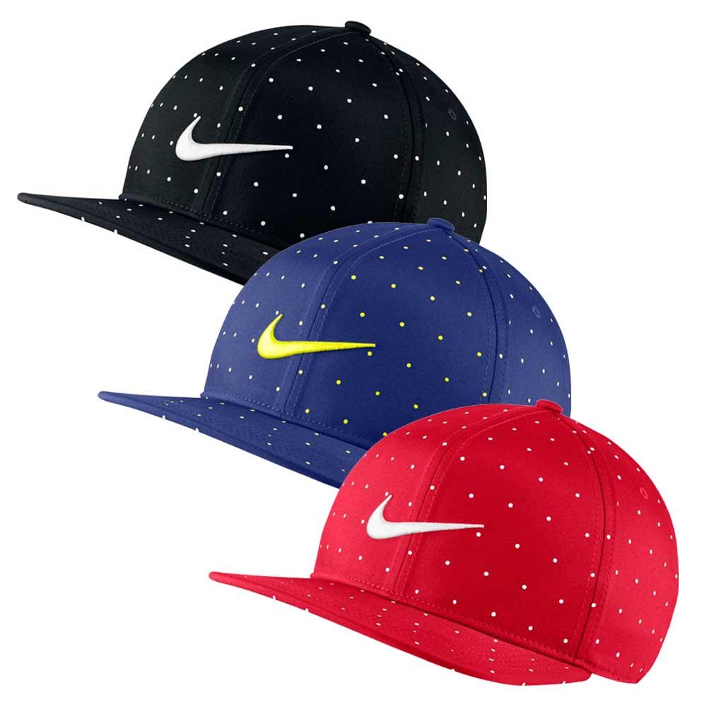 Nike Men's 2020 Aerobill Printed Dot Cap