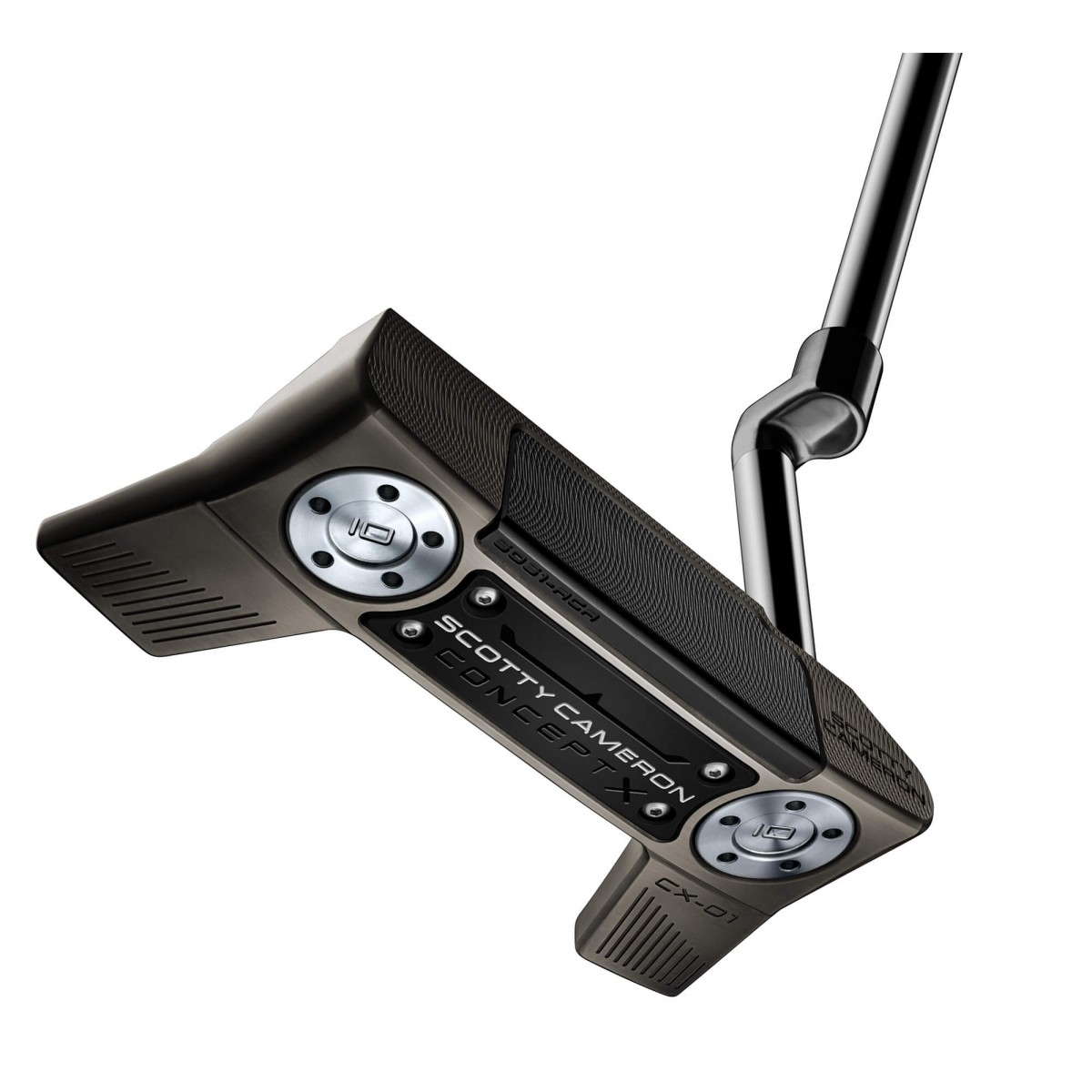 Titleist Scotty Cameron Concept X Putters
