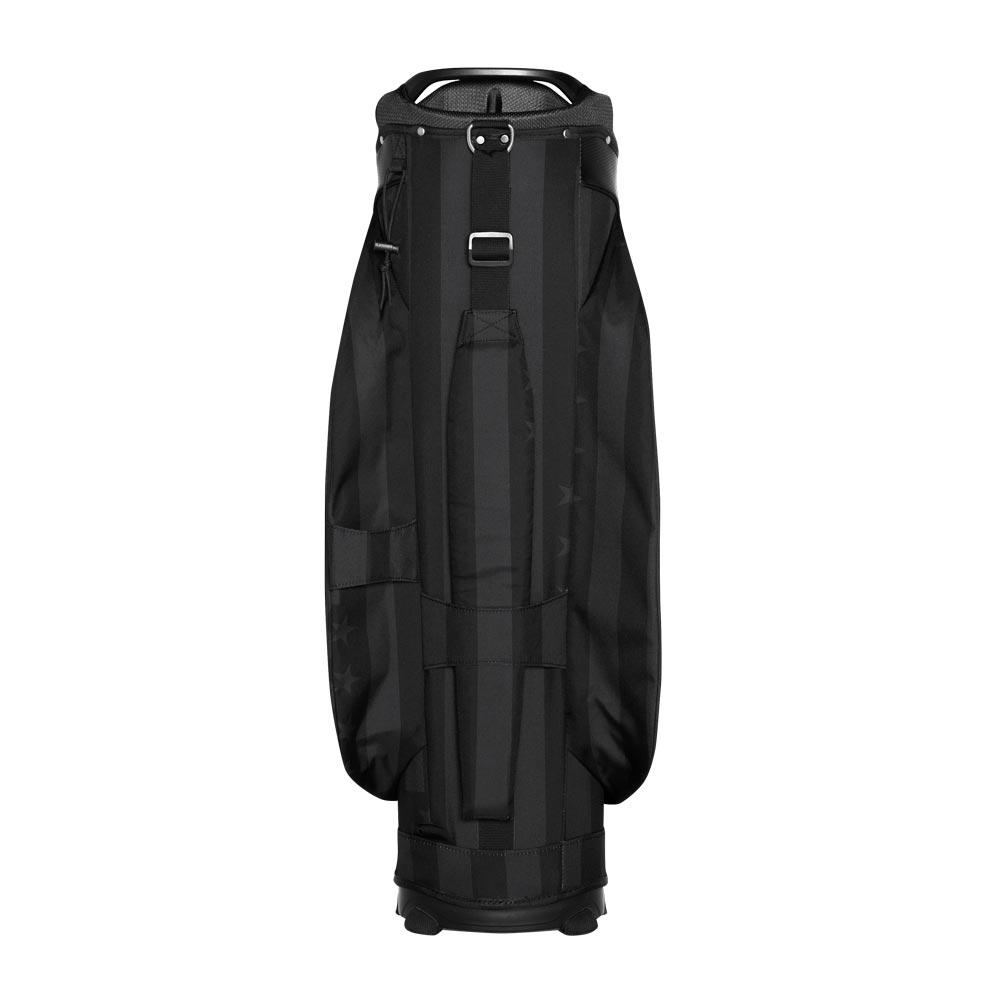 Subtle Patriot Covert Black Cart Bag