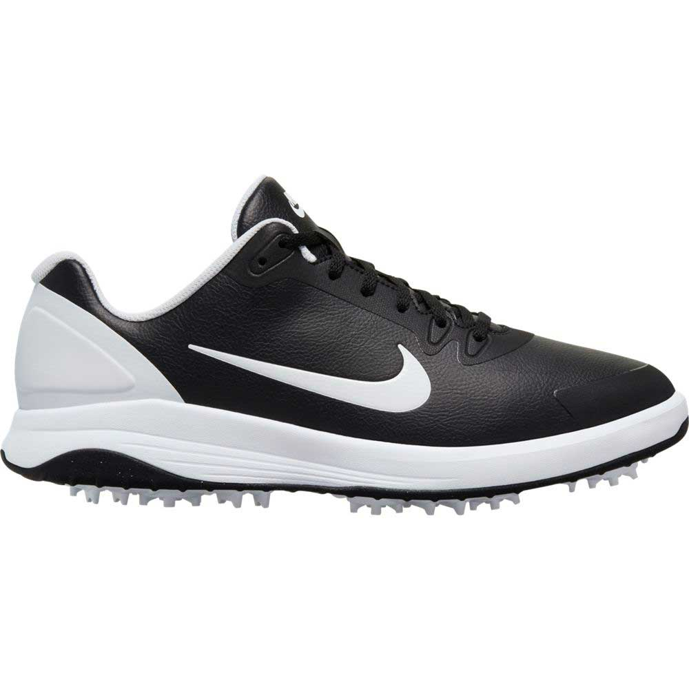 Nike Men's 2020 Infinity G Black/White Golf Shoe