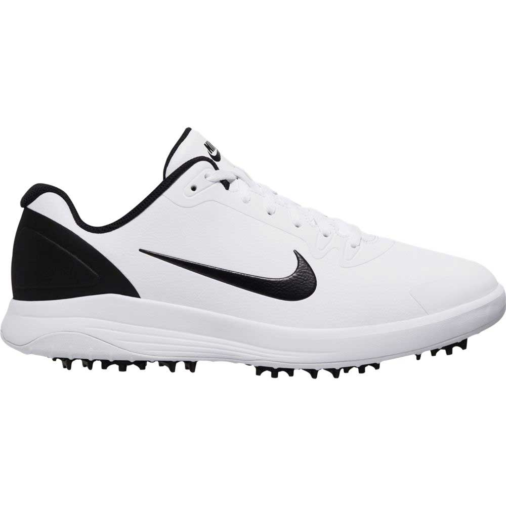 Nike Men's 2020 Infinity G White/Black Golf Shoe