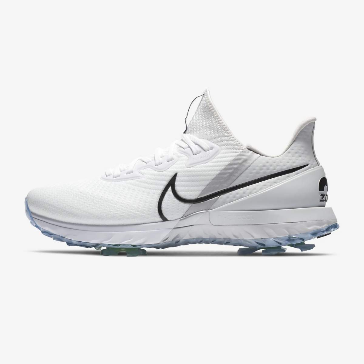 Nike Men's Air Zoom Infinity Tour White Golf Shoe