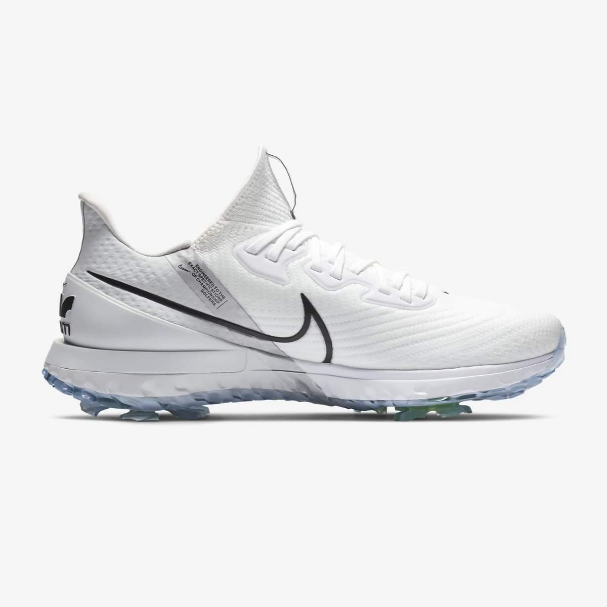 Nike Men's Air Zoom Infinity Tour White Golf Shoe