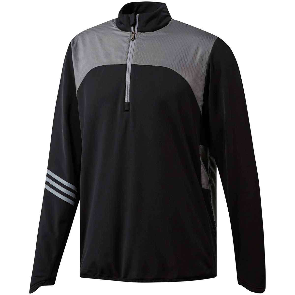 Adidas Climaheat Frostguard 1/4 Zip Black Pullover