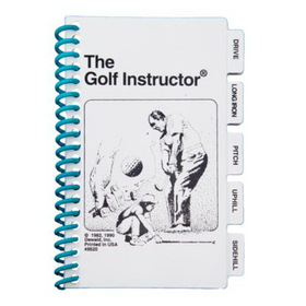 Pro Active The Golf Instructor Quick Golf Reference Guide
