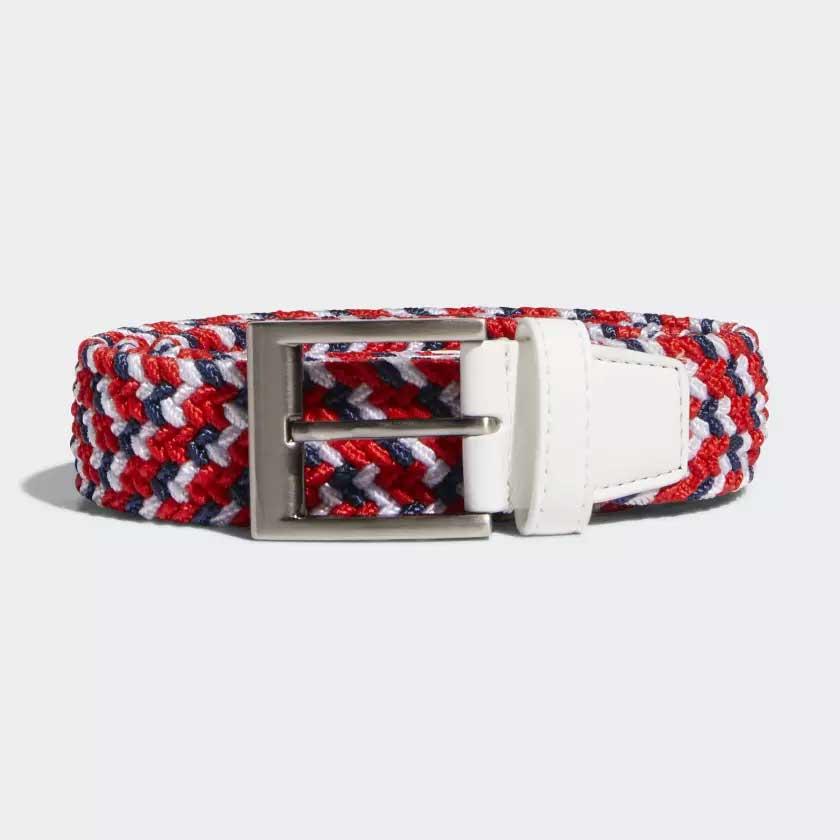 Adidas USA Woven Webbing Belt
