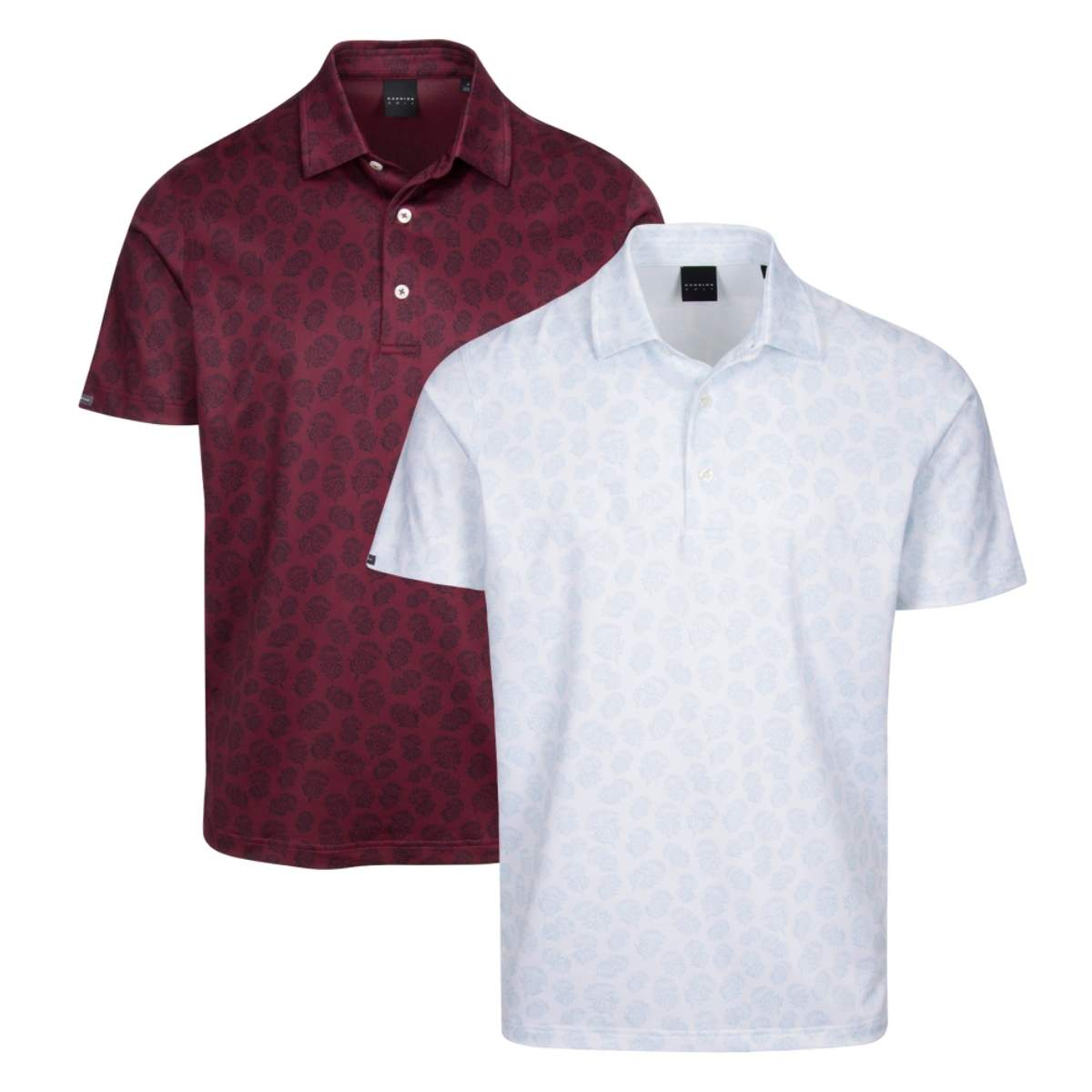 Dunning Lisby Jersey Golf Polo