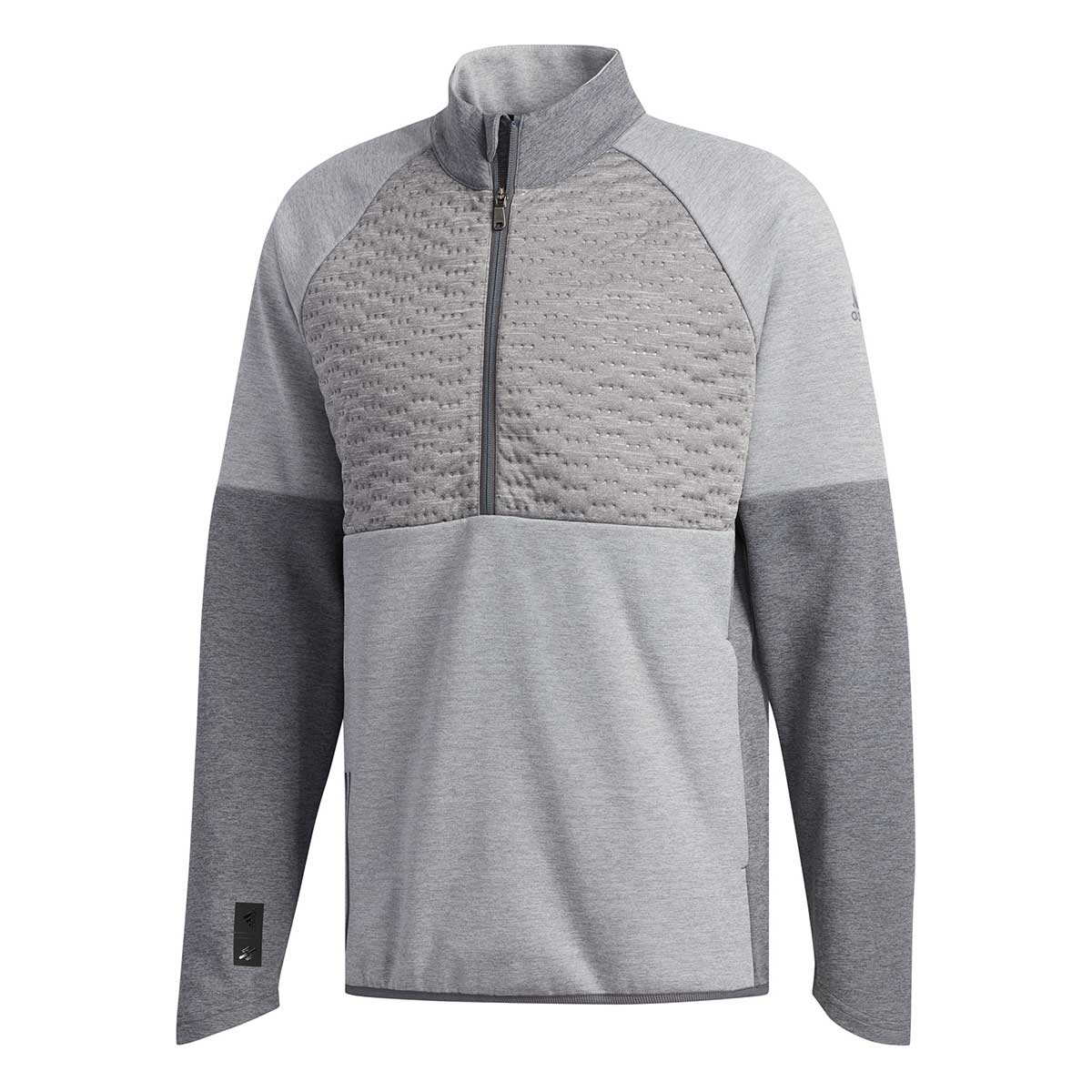 Adidas Men's Frostguard Quilted Competition Pullover