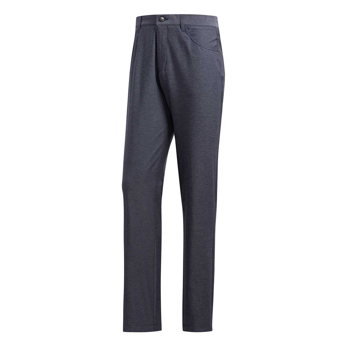 Adidas Ultimate365 Heathered Five-Pocket Collegiate Navy Pants