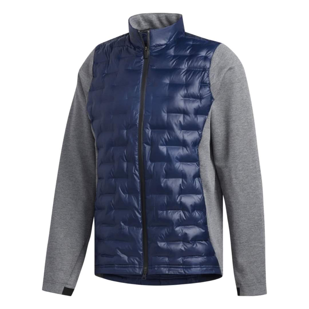 Adidas Men's Frostguard Insulated Collegiate Navy Jacket