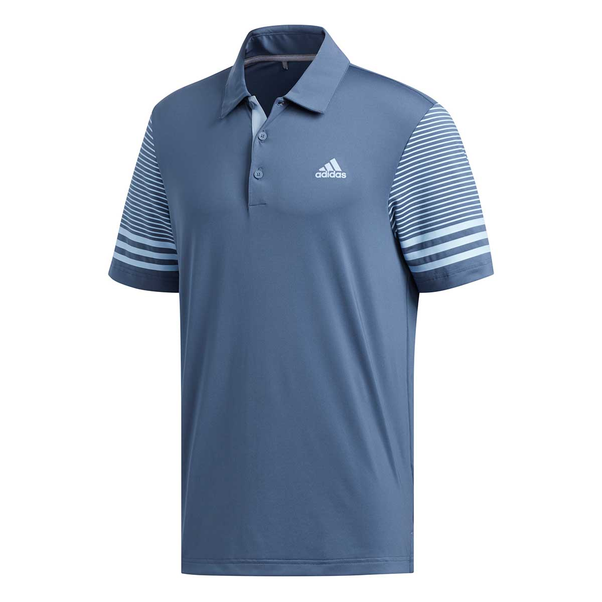 Adidas Men's Ultimate365 Gradient Tech Ink Polo