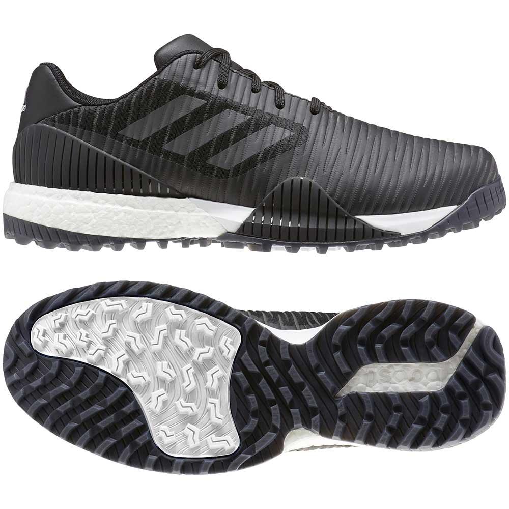 Adidas Men's CodeChaos Sport Black Golf Shoes