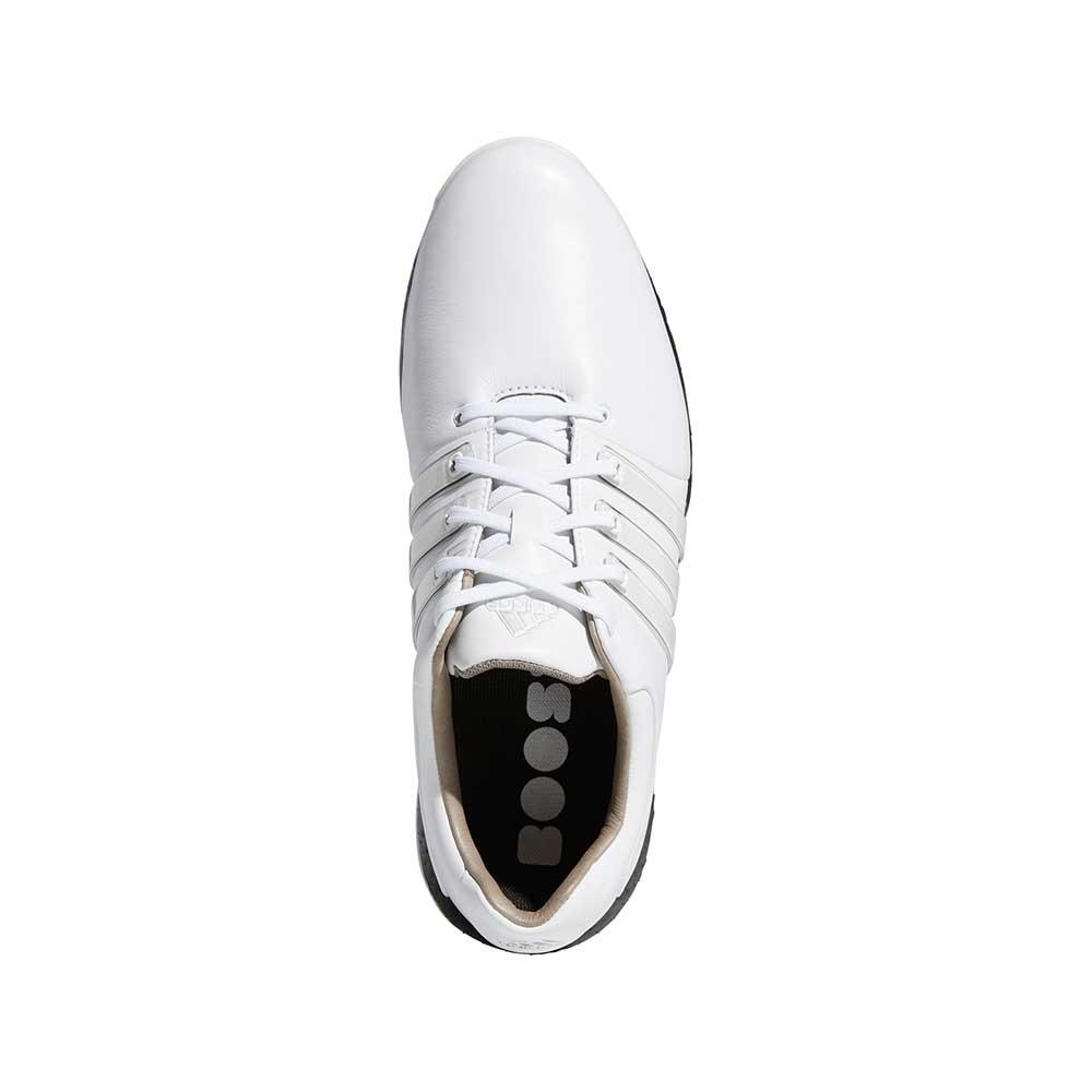 Adidas Men's Tour360 XT White Golf Shoes