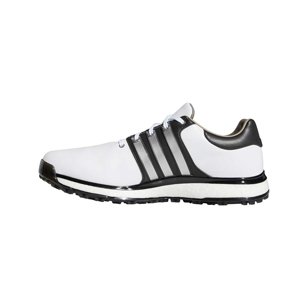 Adidas Men's Tour360 XT-SL White/Black Golf Shoes