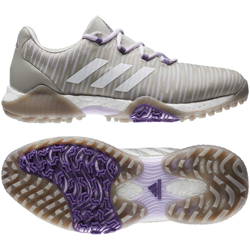 Adidas Women's CodeChaos Grey Golf Shoes