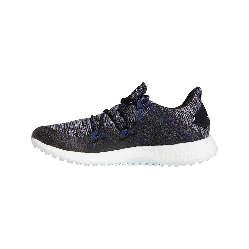 Adidas Women's Crossknit DPR Core Black Golf Shoes