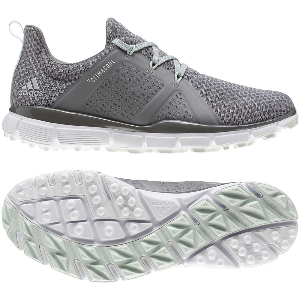 Adidas Women's Climacool Cage Grey Golf Shoes