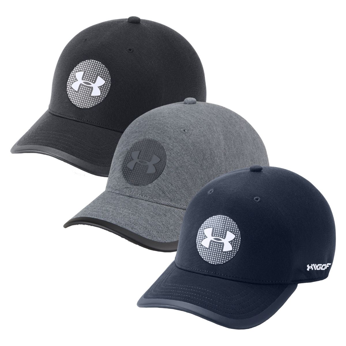 Under Armour Men's Jordan Spieth Official Elevated Tour Cap