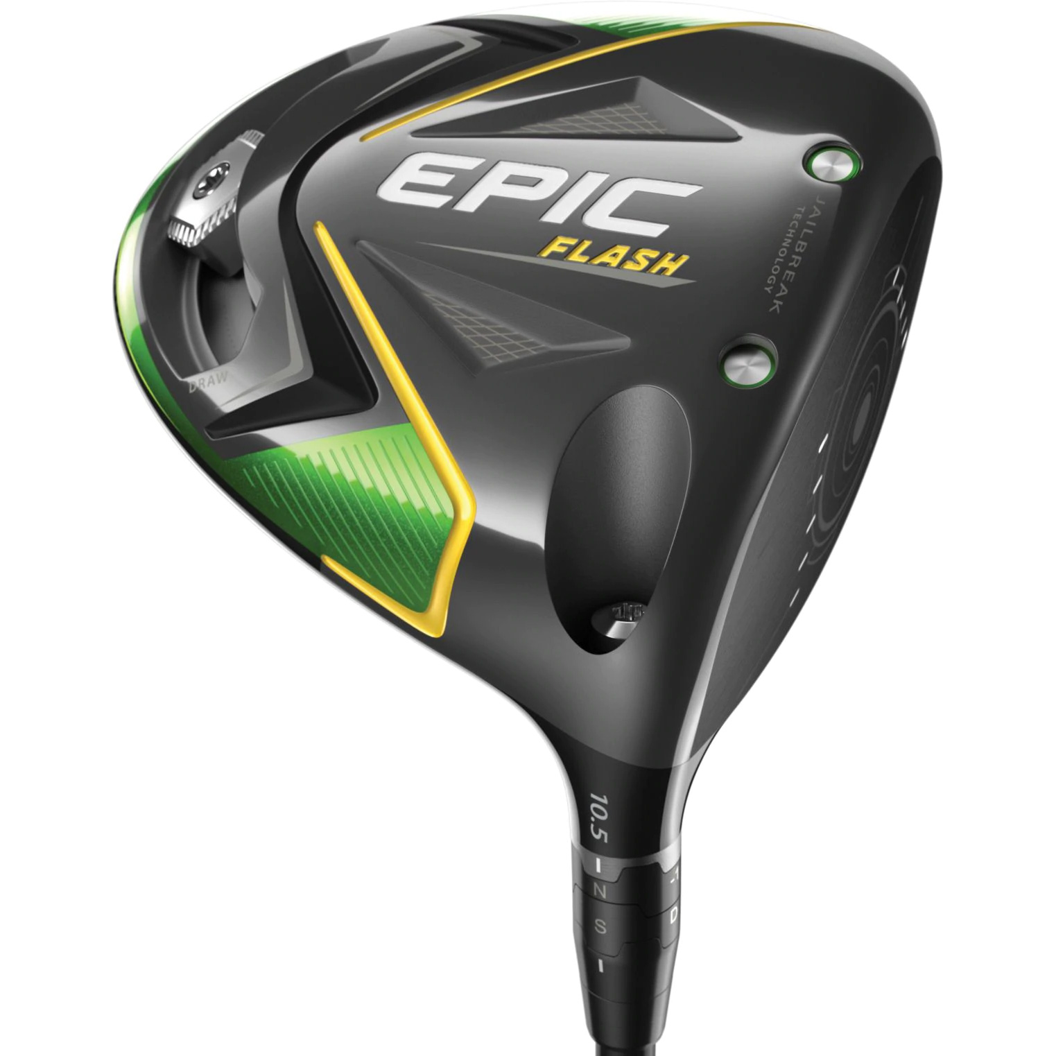 Callaway Epic Flash Driver w/ Project X Hzrdus Smoke 60 Shaft