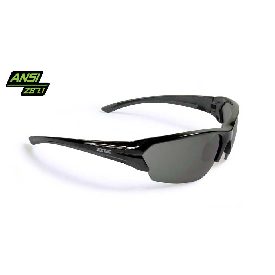 Epoch 2 Sunglasses Smoke Lenses Black