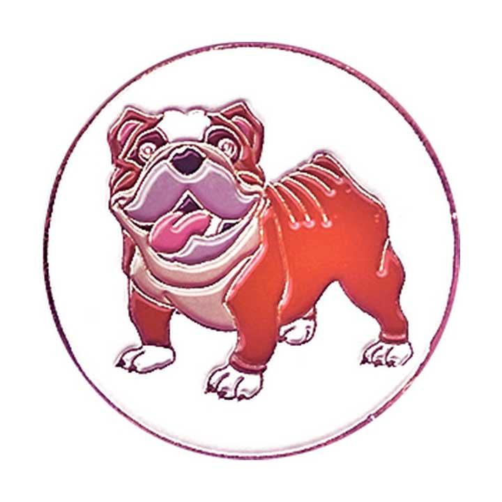 Evergolf Bulldog Ball Marker