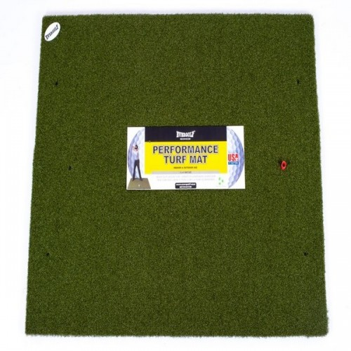 Evergolf Gold Hitting Mat (3'x4')