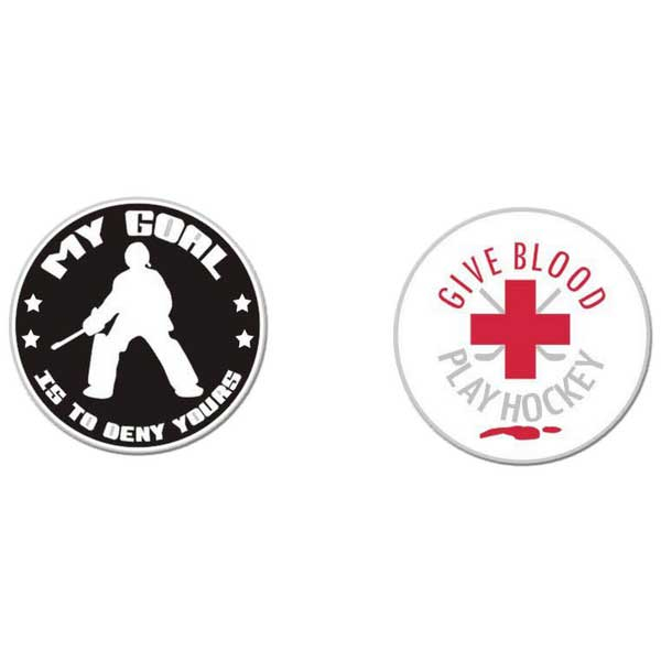 Evergolf Play Hockey Ball Marker