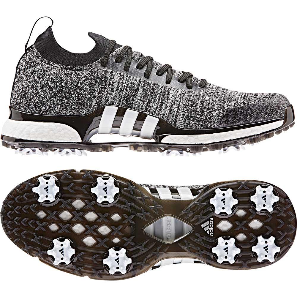 Adidas Men's Tour360 XT Primeknit Core Black Golf Shoes