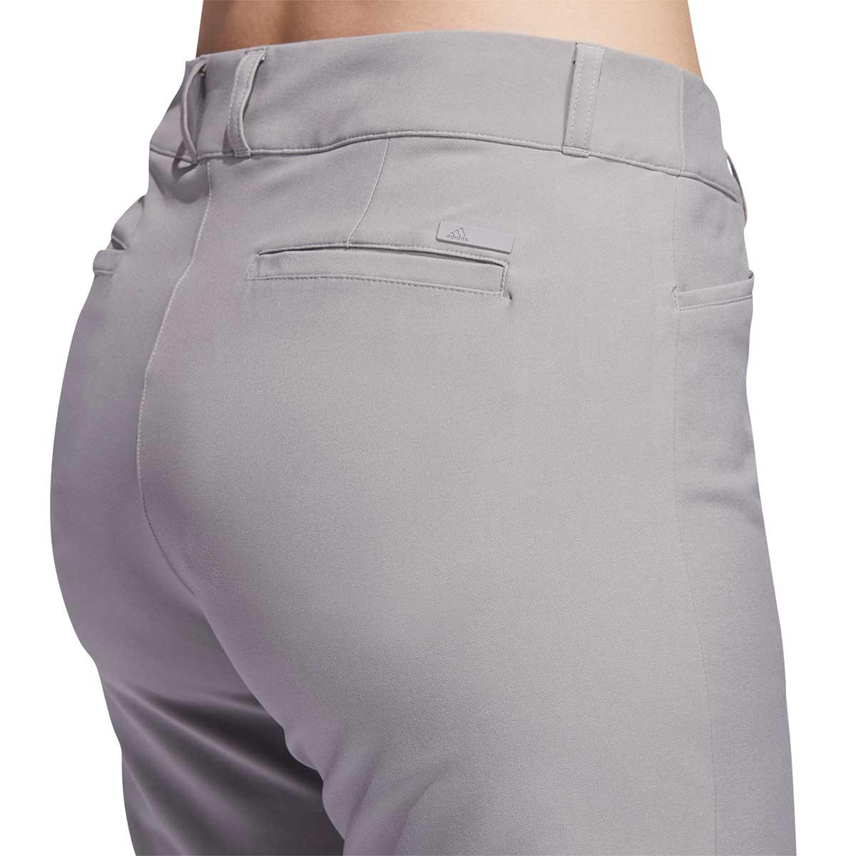 Adidas Women's Ultimate Club 7-Inch Grey Shorts