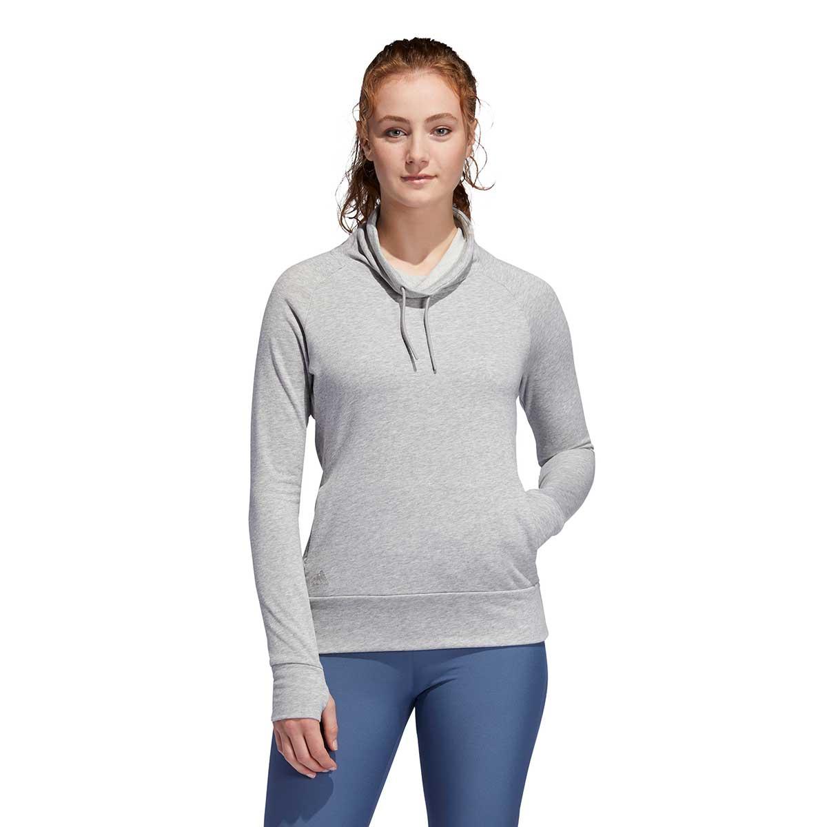 Adidas Women's Club Pullover Sweater