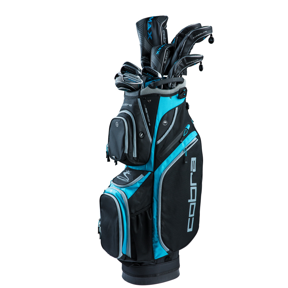 Cobra Women's F-Max Superlite Complete Set