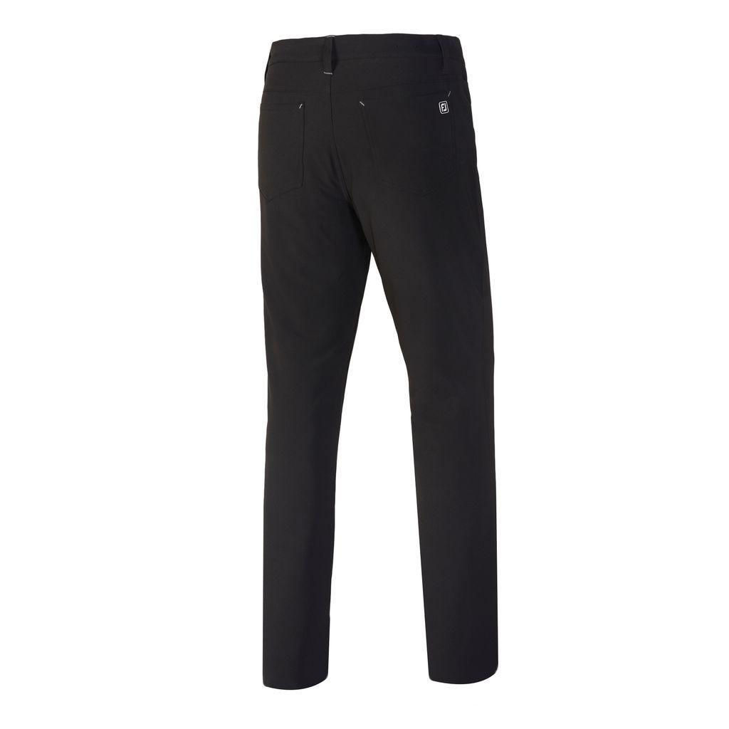FootJoy 2019 Athletic Fit Black Pants