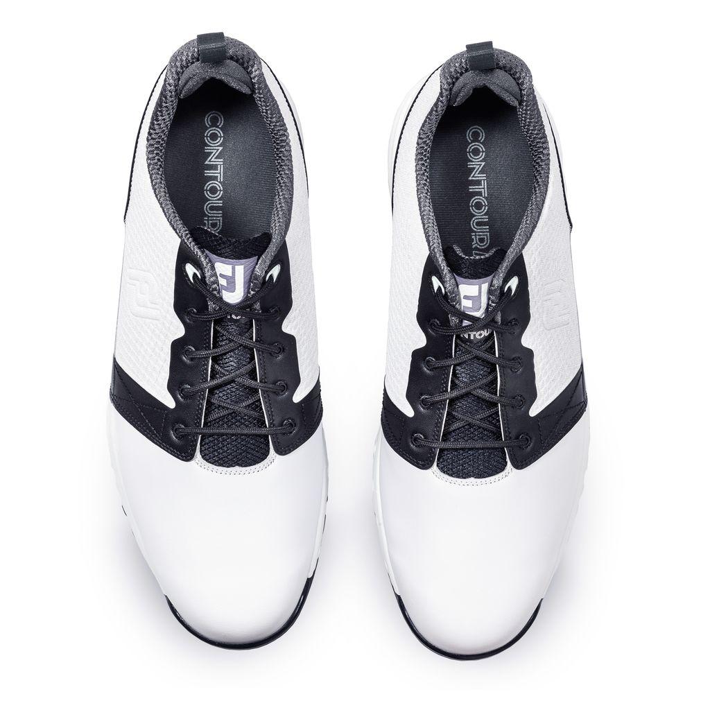 FootJoy ContourFit White Golf Shoe - Style 54091