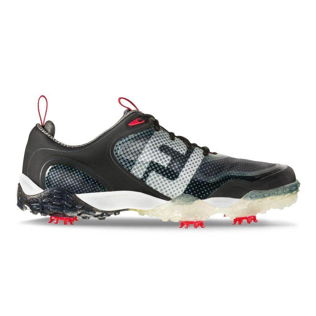 FootJoy FreeStyle Black/White Golf Shoe - FJ Style 57333