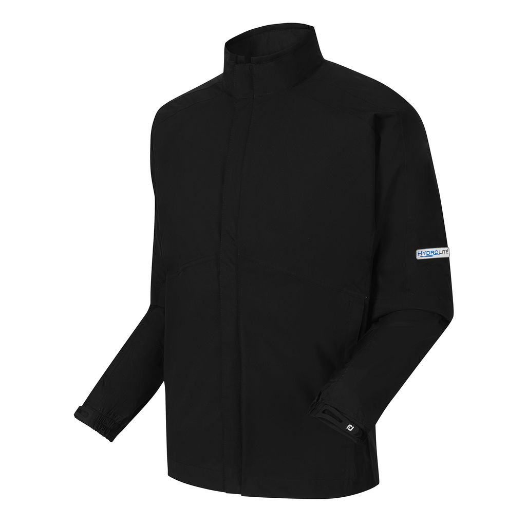 FootJoy Men's HydroLite Rain Jacket Zip-Off Sleeves