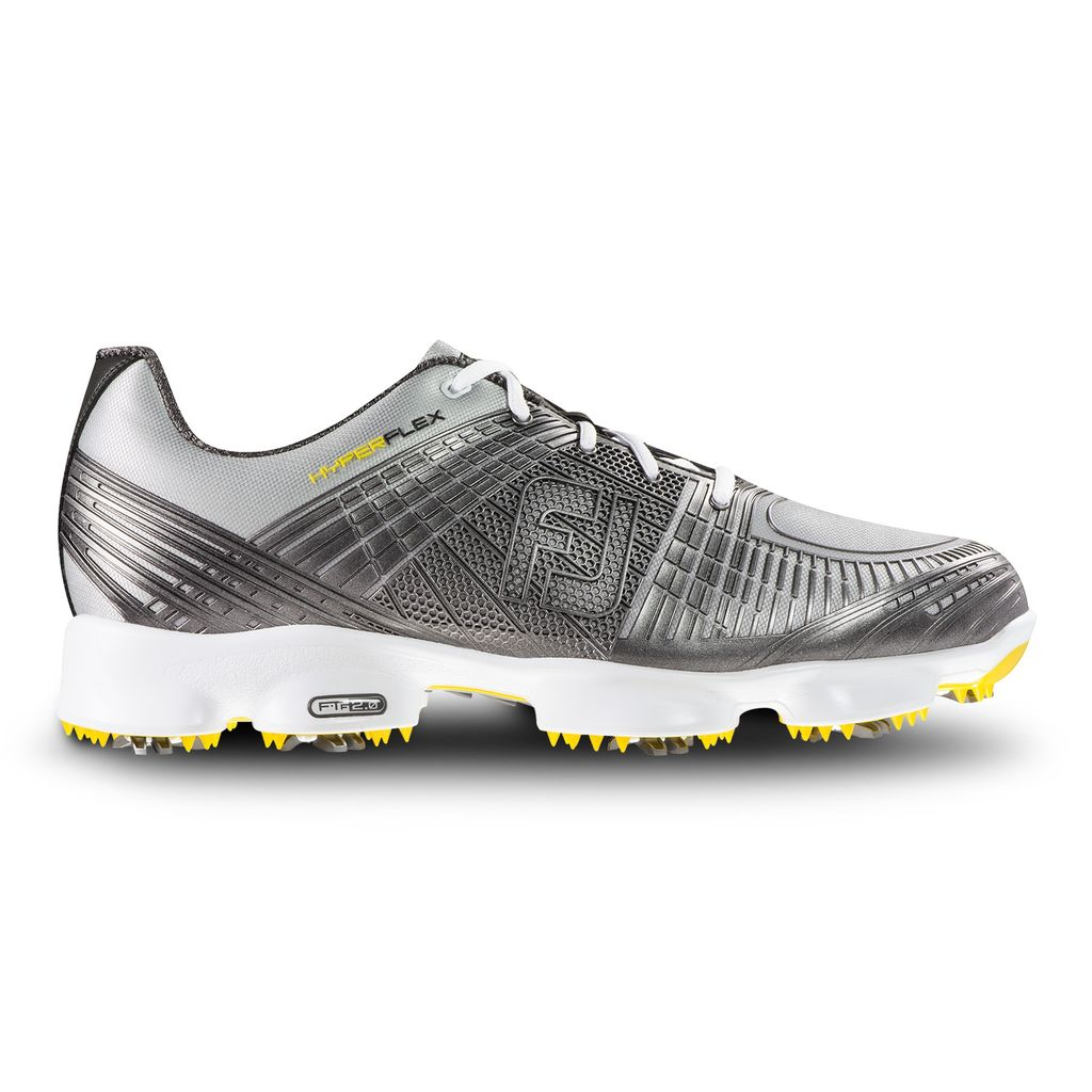 FootJoy Men's Hyperflex II Black Golf Shoe - Style 51036