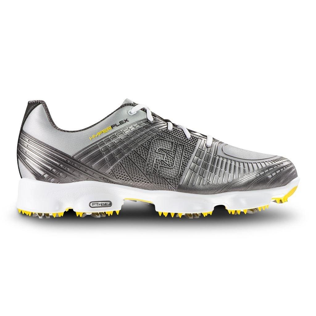 FootJoy Men's Hyperflex II Black Golf Shoe - Style 51036
