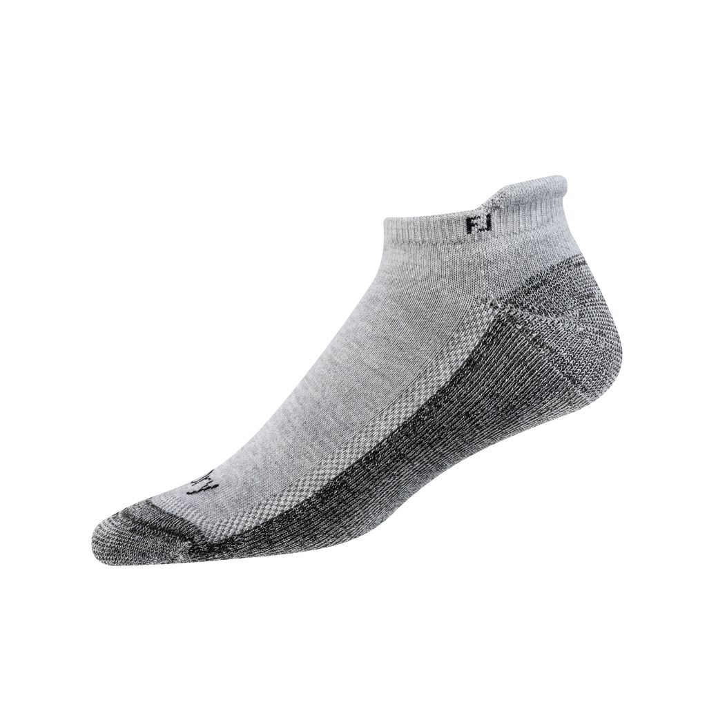 FootJoy ProDry Roll Tab Grey Sock