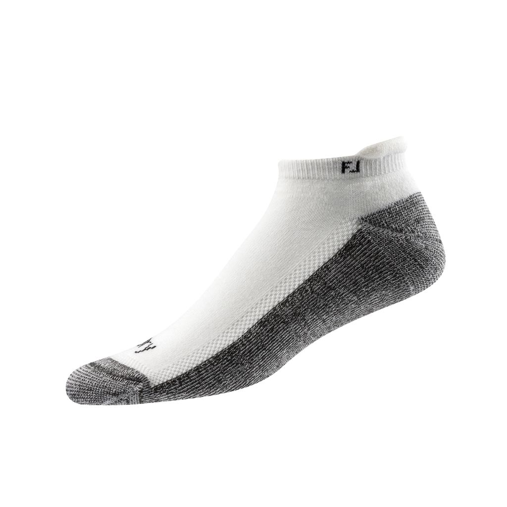 FootJoy ProDry Roll Tab White Sock