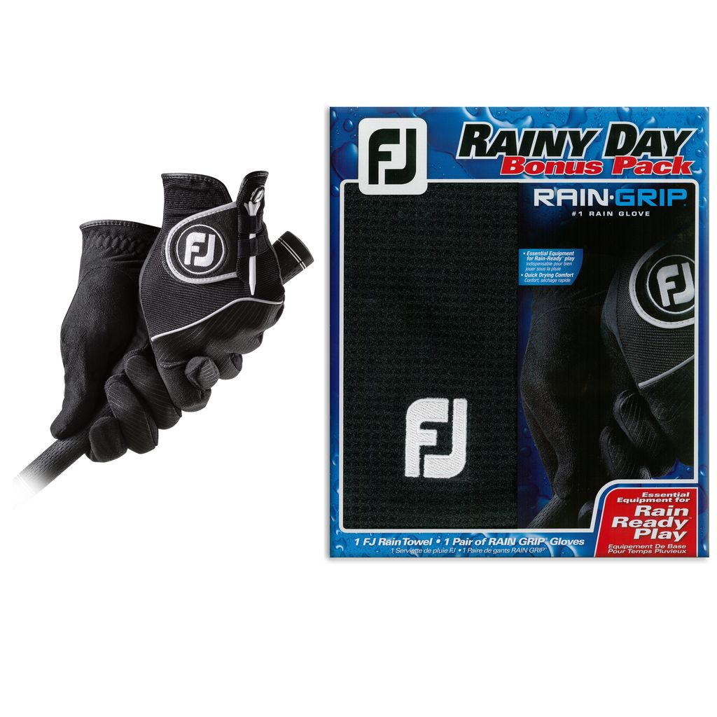 FootJoy Men's Rain Ready Pack
