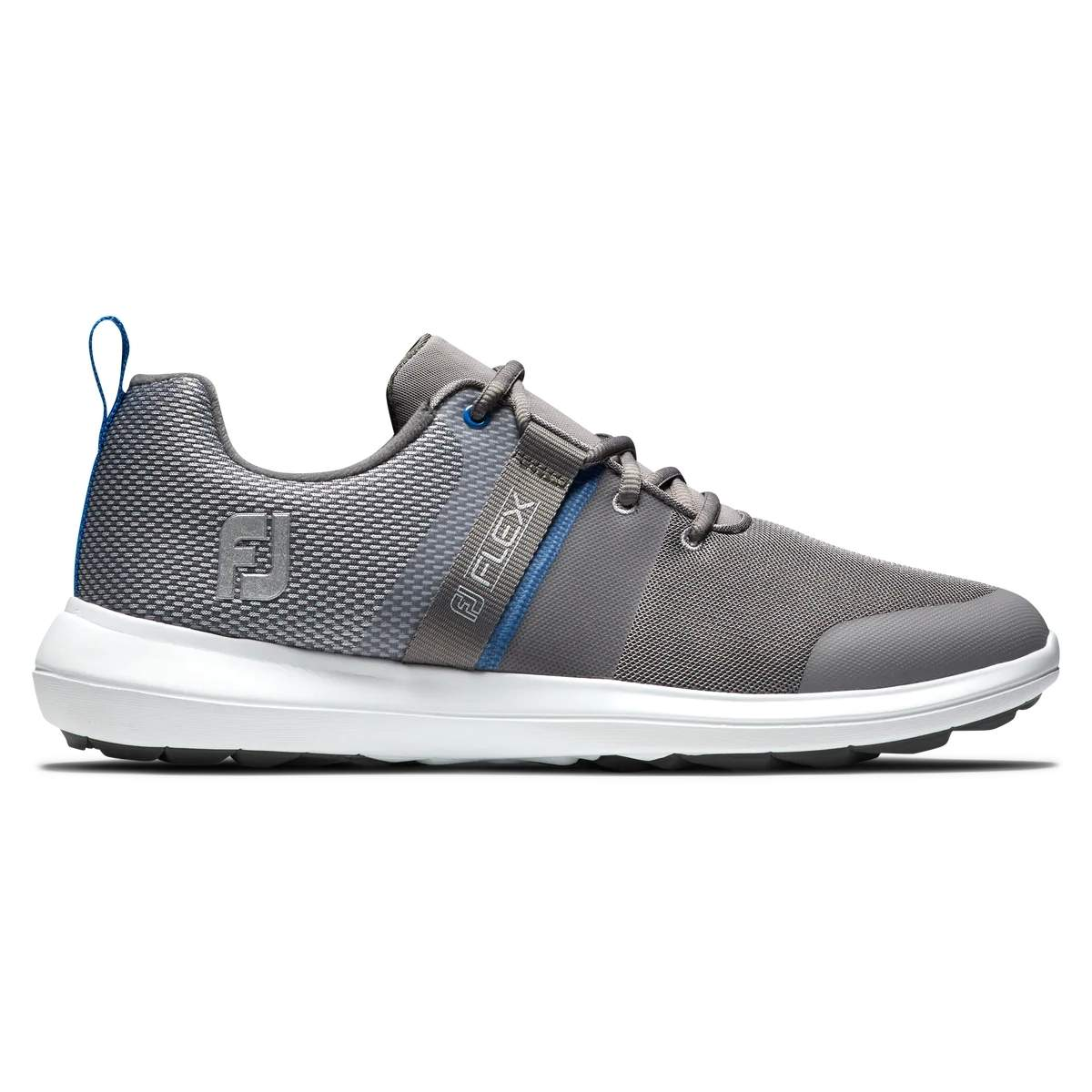 FootJoy Men's Flex Golf Shoe - Grey 56121