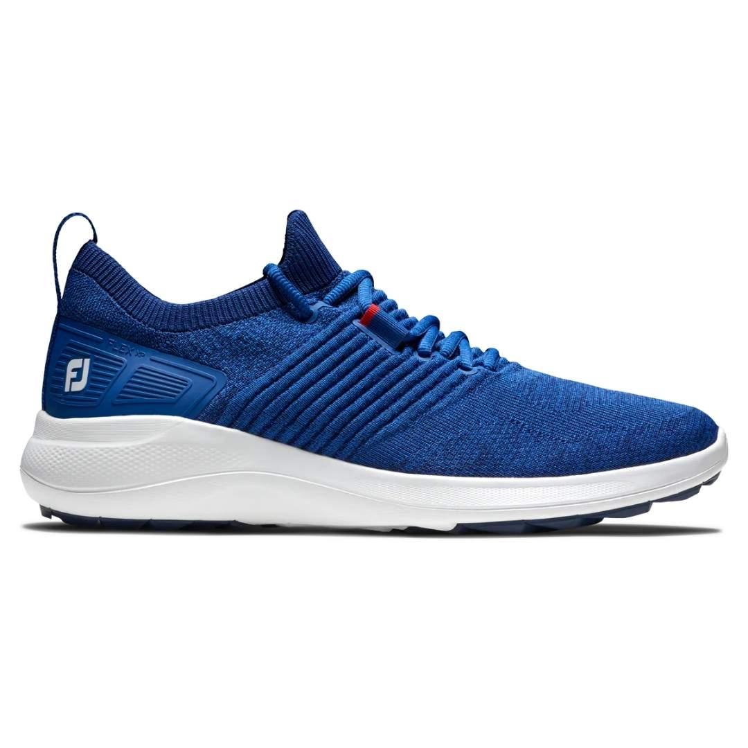 FootJoy Men's Flex XP Blue Golf Shoe - Style 56278