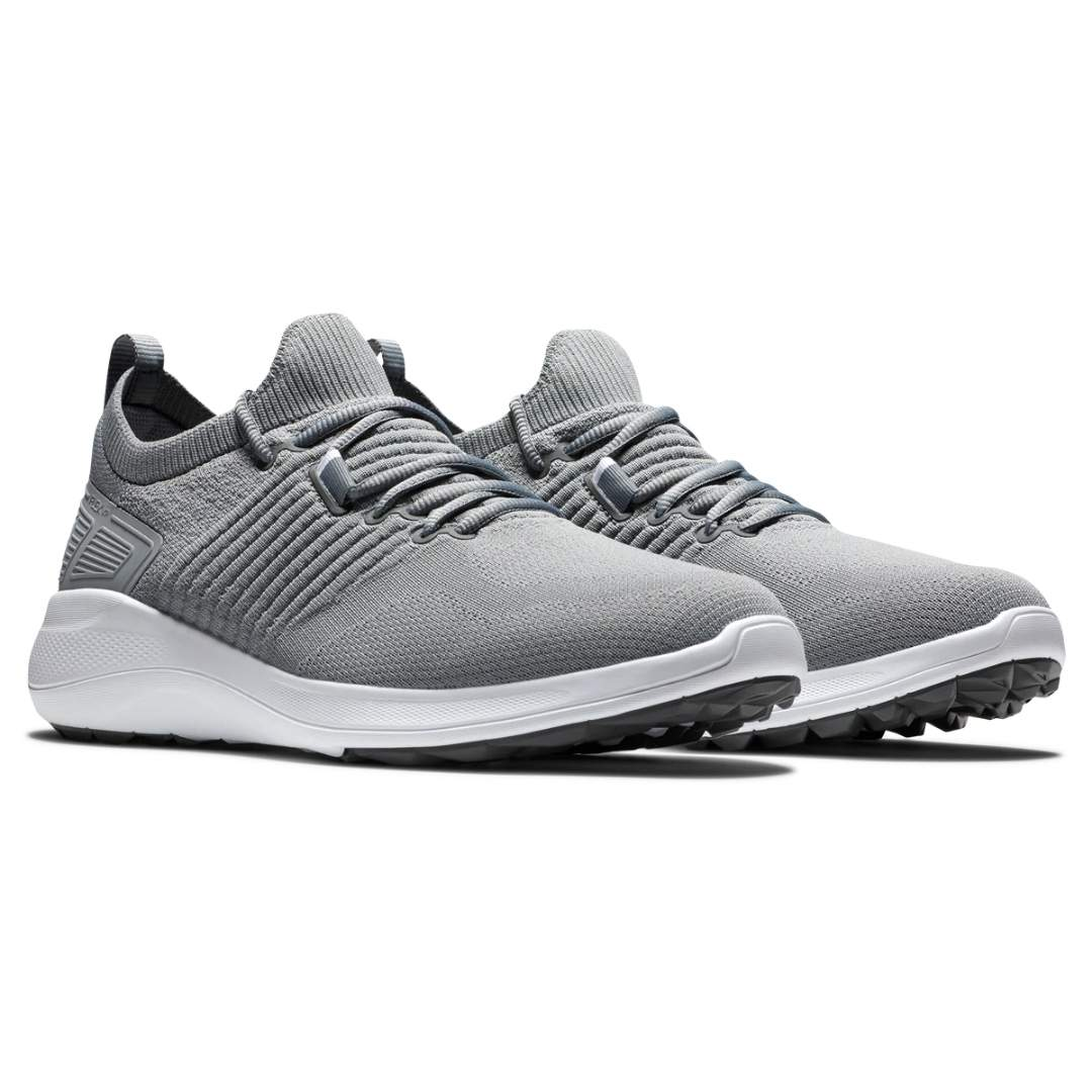 FootJoy Men's Flex XP Grey Golf Shoe - Style 56273