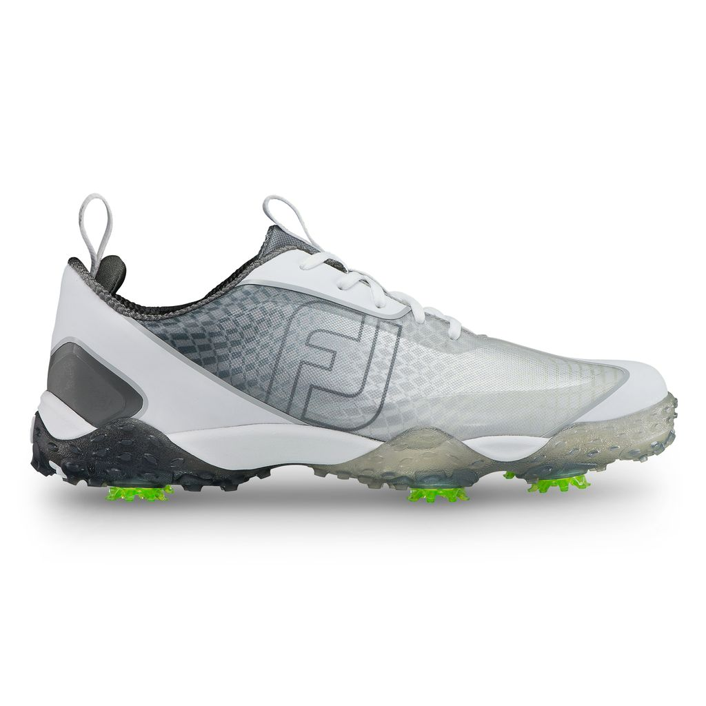 FootJoy Men's Freestyle 2.0 Golf Shoe - Charcoal/White Discontinued Style 57345
